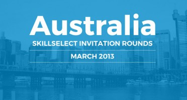 SkillSelect March 2013 Invitation Rounds