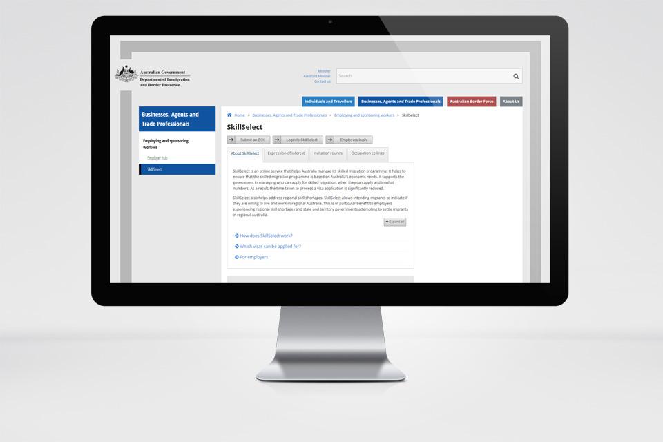 SkillSelect migration program starts July 2012